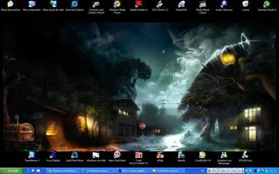 desktop by zenilto