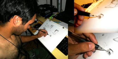 Sketch by zenilto