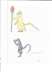 Lizardfolk pg2 by Gigadramon6