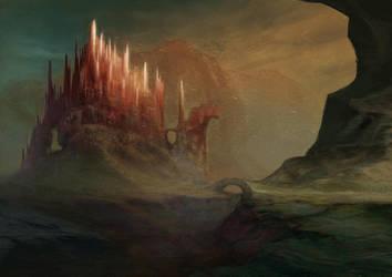 Red Palace by elbardo