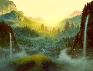 Eden by elbardo