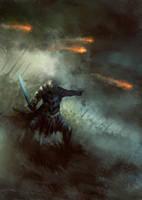 Battle by elbardo
