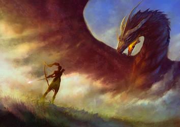 The hunt by elbardo