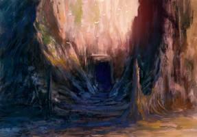 The entrance by elbardo
