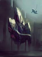 Alien museum by elbardo