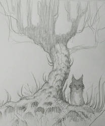 Fox by elbardo