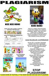 Kee Ke Koki vs Kike Koki by DaveAlvarez