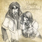 Halloween by Owlet-in-chest