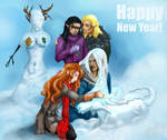 DAO__Happy New Year by Owlet-in-chest