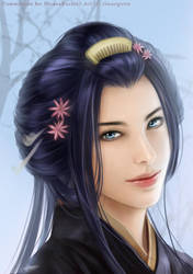 Sakairi Kohaku by shuangwen
