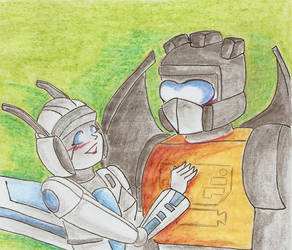 Grimlock cute by Nortstar