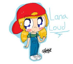 Lana Loud by pasword15703