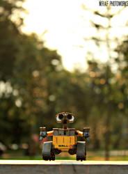 Wall-E: Feels Like I'm in Europe by MRAFPhotoworks