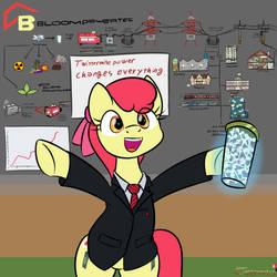 CEO AppleBloom by orang111