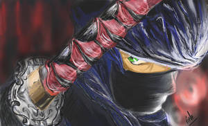 Ninja by vinigal123