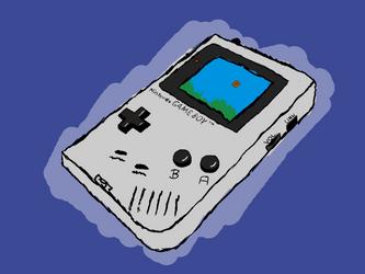Game Boy by Kitadashi