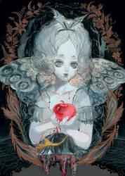 Snow White the dark by Krawark