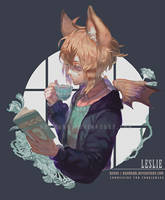 CM:Leslie by Krawark
