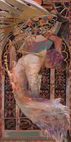 Angel of Death by Krawark