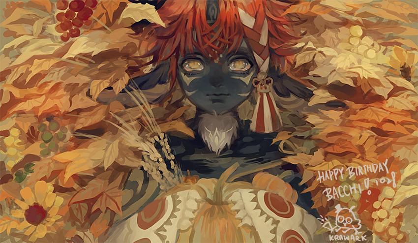Autumn baby by Krawark