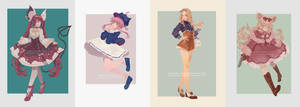 Girls by Krawark