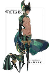 Willarc prototype by Krawark