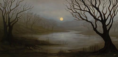 Marsh by Aerenwyn