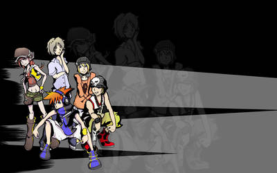 The World Ends with You WP by suzukipwnstheworld