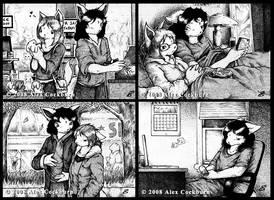 Series of Understandings by o-kemono