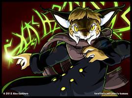 Commission: shadowcatcher by o-kemono