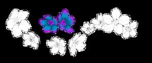 BRUSHES: Yflowers by Mangaka-Yoshiaru
