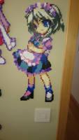 Touhou Character 3 - Sakuya Izayoi by MagicPearls