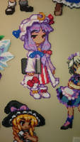 Touhou Character 6 - Patchouli Knowledge by MagicPearls