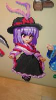 Touhou Character 10 - Iku Nagae by MagicPearls
