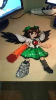 Touhou Character 19 - Utsuho Reiuji by MagicPearls