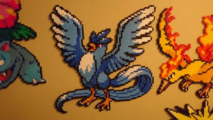 Pokemon #9 - Articuno by MagicPearls