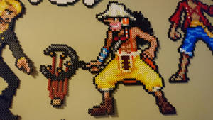 One Piece Character #5. Usopp by MagicPearls