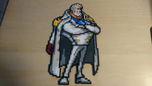 One Piece Character #36. Monkey D. Garp by MagicPearls