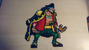 One Piece Character #40. Marshall D. Teach by MagicPearls