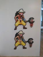 One Piece Character #5. Usopp (redone) by MagicPearls