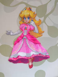 Princess Peach by MagicPearls