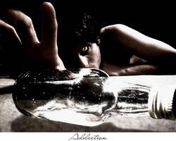 Addiction by kaamos