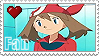 Haruka - May Stamp by KamisStamps