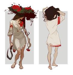 The Witch by gewska