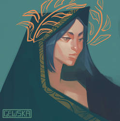 Girl1 by gewska