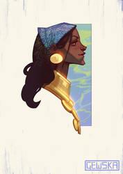 Isabela by gewska
