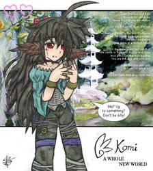 Teen Komike Fala by daaku-no-tenshi