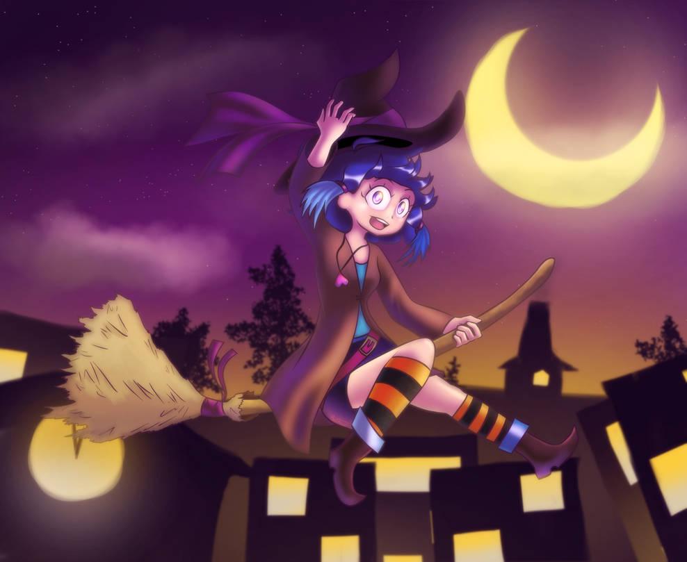Witch LyDia