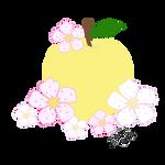 Gingergold's cutie mark by Honeycrisp1012