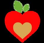 Honeycrisp's official cutie mark by Honeycrisp1012